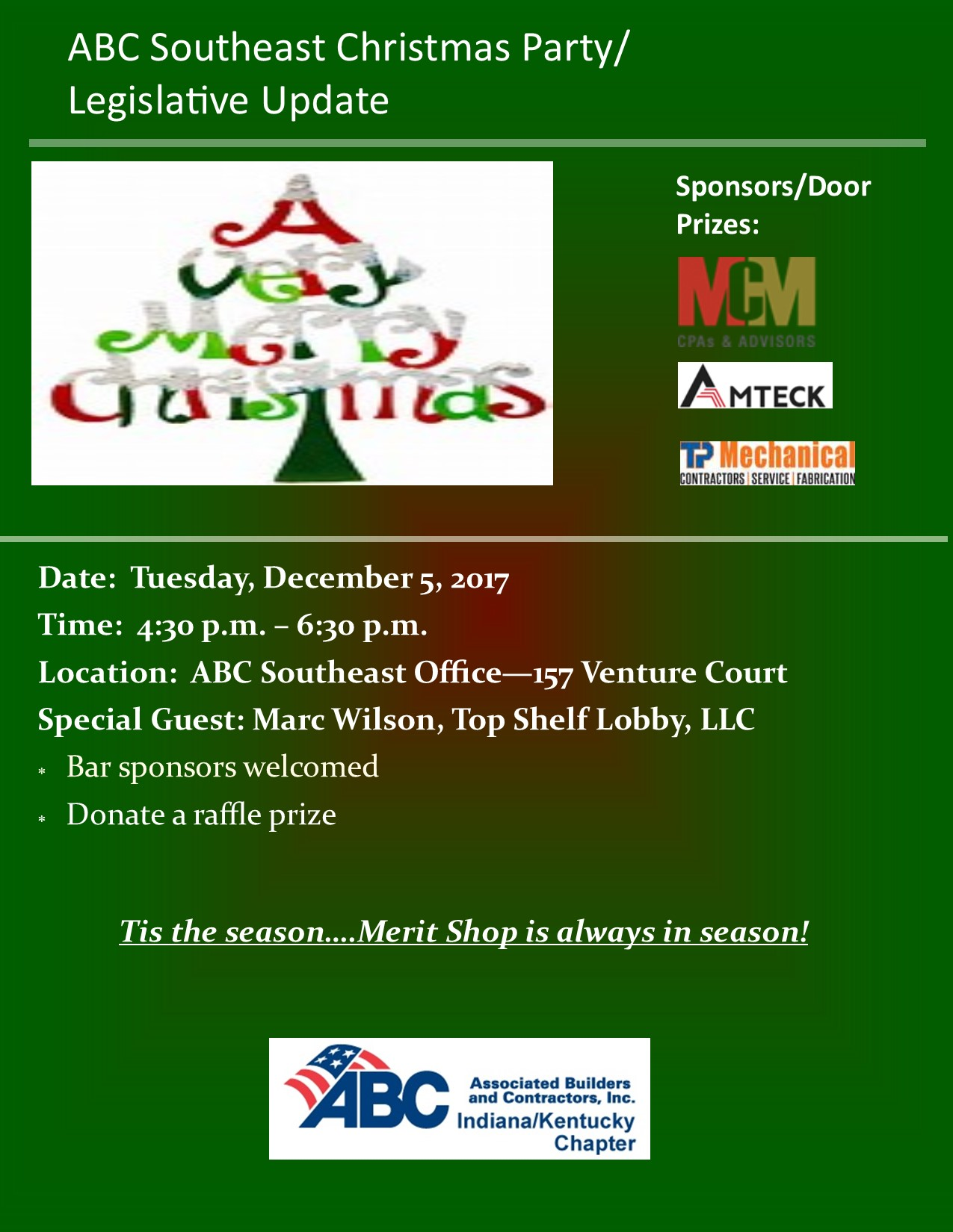 abc southeast christmas partylegislative update lexington ky